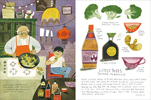 What's Cooking at 10 Garden Street?: Recipes for Kids From Around the World