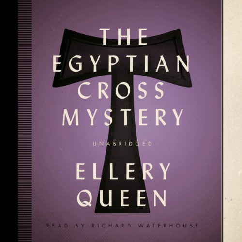 The Egyptian Cross Mystery cover art