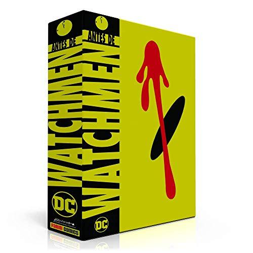 BOX PARA A COLEÇÃO: ANTES DE WATCHMAN (01 a 08) (SOMENTE A CAIXA)