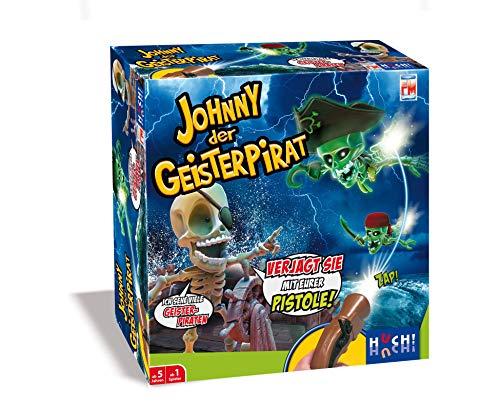 Johnny der Geisterpirat elektronisches Kinderspiel, bunt