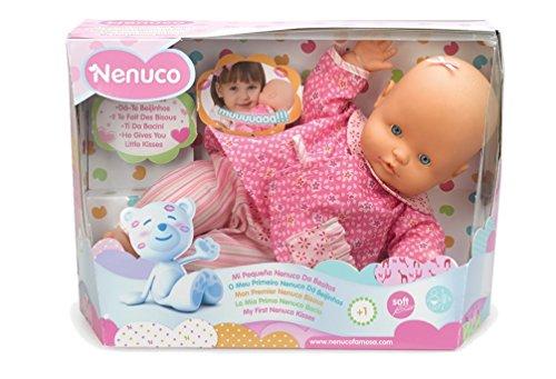 Famosa 700011331 - Nenuco erstes Küsschen, Babypuppe