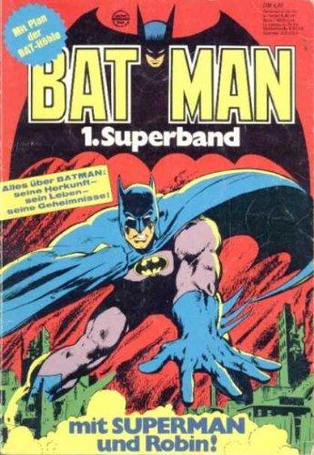 BATMAN 1. Superband