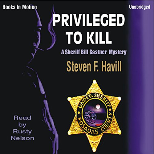 Privileged to Kill audiobook cover art