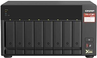 QNAP TS-873A-8G 8-Bay NAS, AMD Ryzen V1000 Series V1500B 4C/8T 2.2GHz