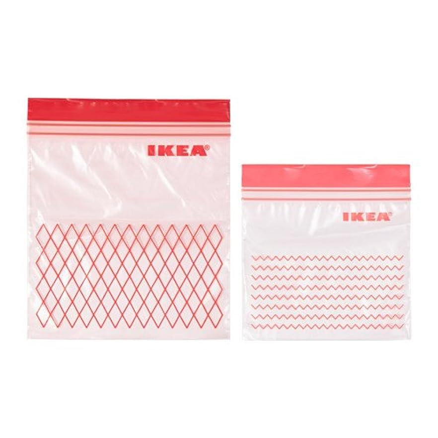 [IKEA] ISTAD プラスチック袋, レッド 903.392.85 [並行輸入品]