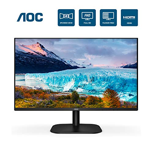 "AOC 24B2XH 24"" Full HD IPS Monitor"