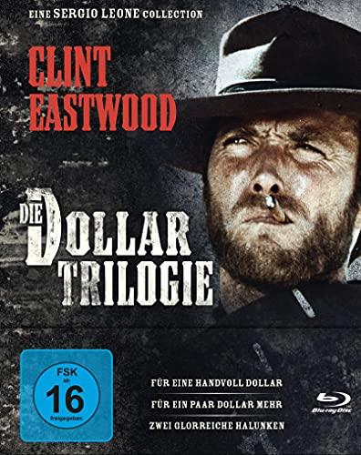 Produktbild von Die Dollar Trilogie - Limited Mediabook [Blu-ray]