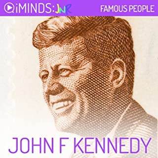 John F. Kennedy audiobook cover art