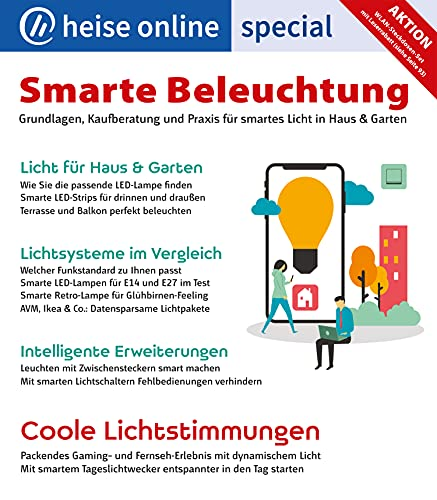 heise online special: Smarte Beleuchtung
