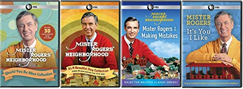 Mr Rogers' Neighborhood: The Best of Collection