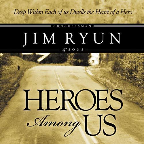 Heroes Among Us cover art