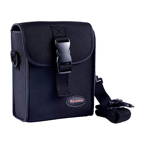Telescopische schoudertas verrekijker tas kan worden gekruist, enkele schouder rug, stevig en duurzaam, geschikt voor 50mm objectief lens kaliber, handig en stijlvol