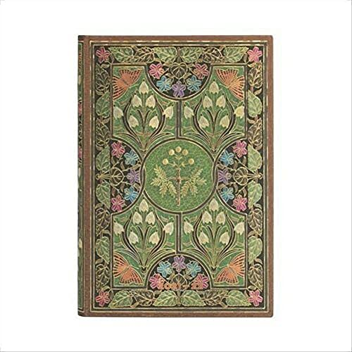 Paperblanks Agende 18 Mesi 2021-2022 Poesia in Fiore   Orizzontale   Mini (95 × 140 mm)