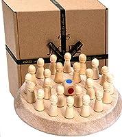 Jaques of London Memory Game - Puzzle in legno di qualità realizzato in legno sostenibile approvato FSC. Tutti i giocattoli in legno Jaques sono realizzati da fonti responsabili per ore di divertimento giocando con la nostra nuova gamma di giocattoli...