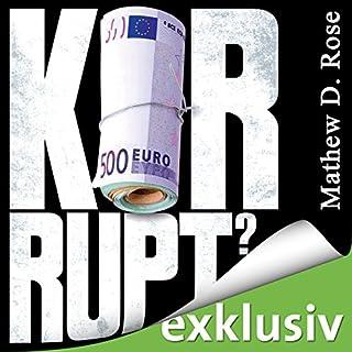 Korrupt? Titelbild