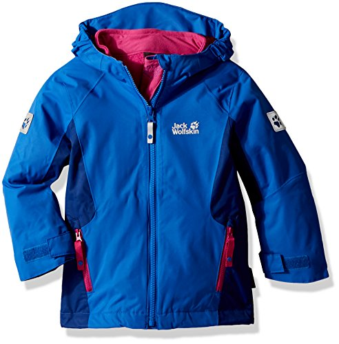 Jack Wolfskin Herren G Grivla 3-in-1 Jacket Jacke, Coastal Blue, 152