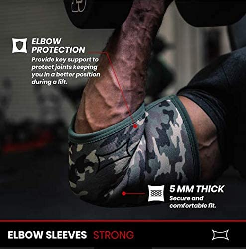 Sling Shot Strong Elbow Sleeves
