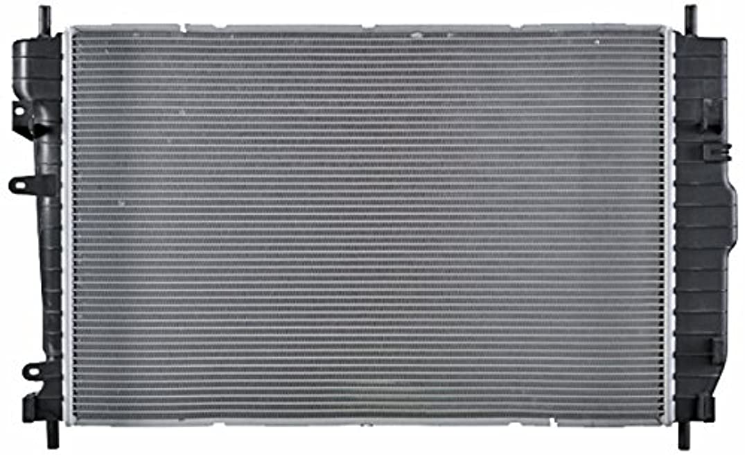 Behr Hella Service 376764041 Radiator for Jaguar XK8 ,Red
