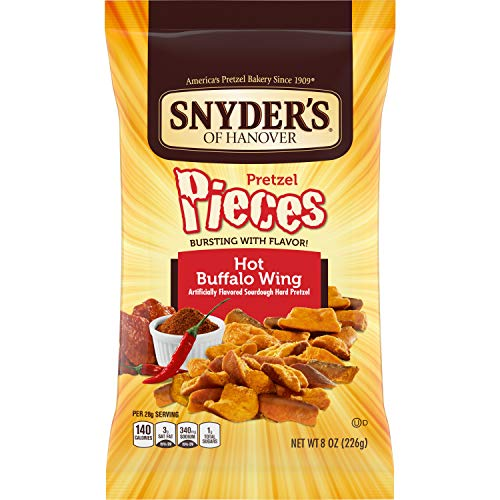 Snyder's of Hanover Pretzel Pieces 6-Count Now $8.54 **Only $1.42 Each**