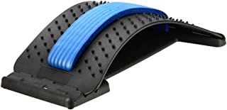 Back Stretcher for Lumbar Spine, Lower Back Stretching Device with 3-Level Different Stretching Archs Relieves Back Pain C...