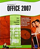 Microsoft Office 2007 - Word, Excel, PowerPoint y Outlook 2007