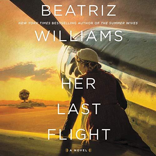 Her Last Flight audiobook cover art