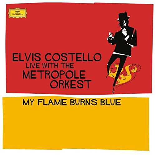 Costello: My Flame Burns Blue [Vinilo]