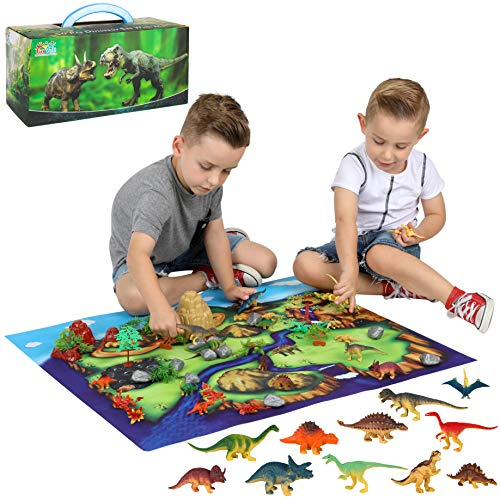 ToyVelt Dinosaur Play Set