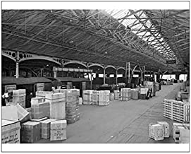 Media Storehouse 10x8 Print of Goods shed, Birmingham BB64 02109 (11563113) - coolthings.us