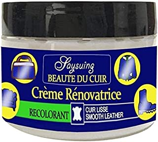 VALUXE Leather Repair Cream, Leather Repair Filler Compound kit for car Seats, Leather Restoration Cracks Burns & Holes, L...