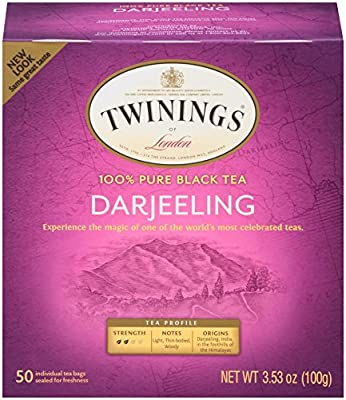 Twinings of London Pure Herbal Tea Bags