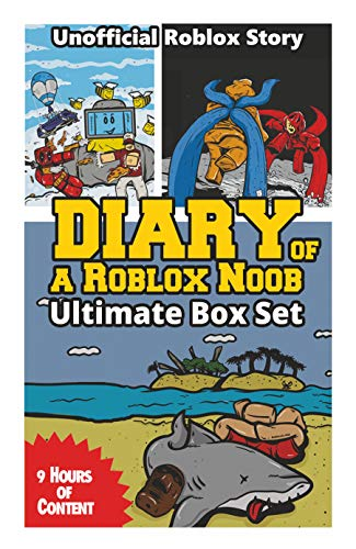 Diary of a Roblox Noob: Boxed Set