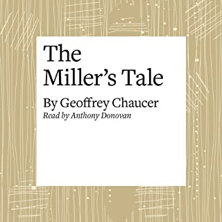 The Canterbury Tales: The Miller's Tale (Modern Verse Translation) cover art