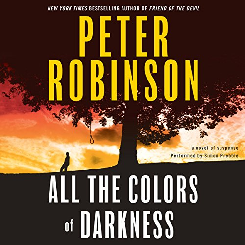 All the Colors of Darkness audiobook cover art