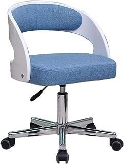 MJ-Office Chair Silla del Respaldo de la Silla del Respaldo del Ocio Que Levanta la Silla del Escritorio de Oficina del Estudio para el hogar/Oficina/Silla de Escritorio de la Sala de Estudio