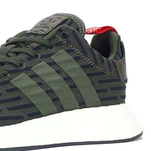 adidas Nmd_r2, Herren Sneaker mehrfarbig - 4