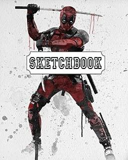 Sketchbook : Deadpool: 120 Pages of 8