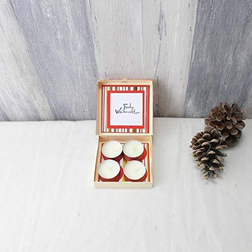 Adventskranz to go, kleines Geschenk, Weihnachtsgeschenk, 2