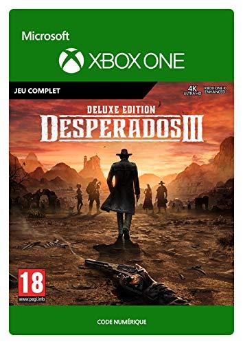 Desperados III Deluxe Edition | Xbox One – Code jeu à télécharger