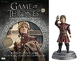 HBO - Figura de Resina Juego de Tronos. Game of Thrones Collection Nº 28 Tyrion Lannister
