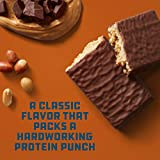 CLIF BUILDERS - Protein Bars - Chocolate Peanut Butter Flavor - 20g Protein (2.4 Ounce, 6 Count) (Now Gluten Free)