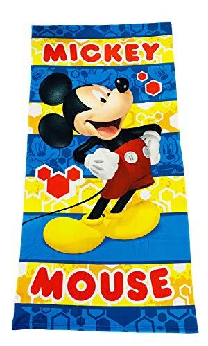 Toalla Microfibra Mickey Disney 70x140cm