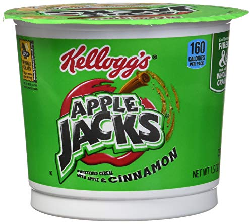 Kellogg's Cereal, Apple Jacks, 9 ounce