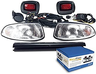 rxv led light wiring diagram on amazon com: turn signal - golf cart  accessories / golf: sports