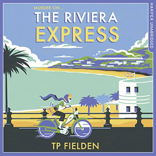 The Riviera Express audiobook cover art