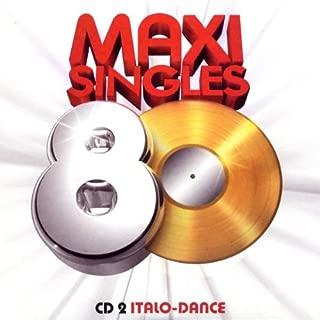 80s Italo Dance (Paper/Cardboard Sleeve) (Compilation CD, 12 Tracks)