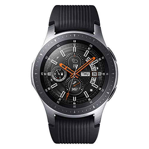 Galaxy Watch - Reloj de Pulsera (46 mm), Color Plateado