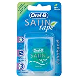Oral-B Essential Satin Tape Filo Interdentale, 25 m, alla Menta...