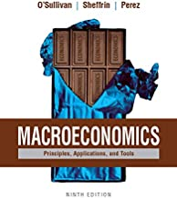 Macroeconomics: Principles, Applications, and Tools Plus MyLab Economics with Pearson eText (1-semester access) -- Access Card Package (9th Edition)