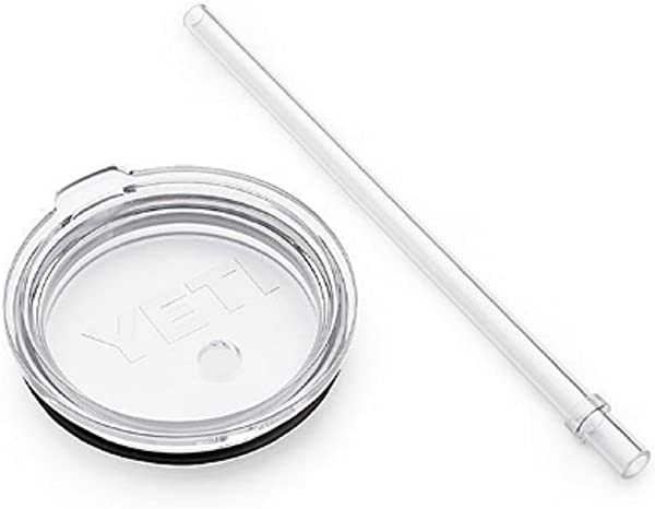 Yeti Rambler Shatter Proof Dishwasher Safe Replacement Lid And Straw